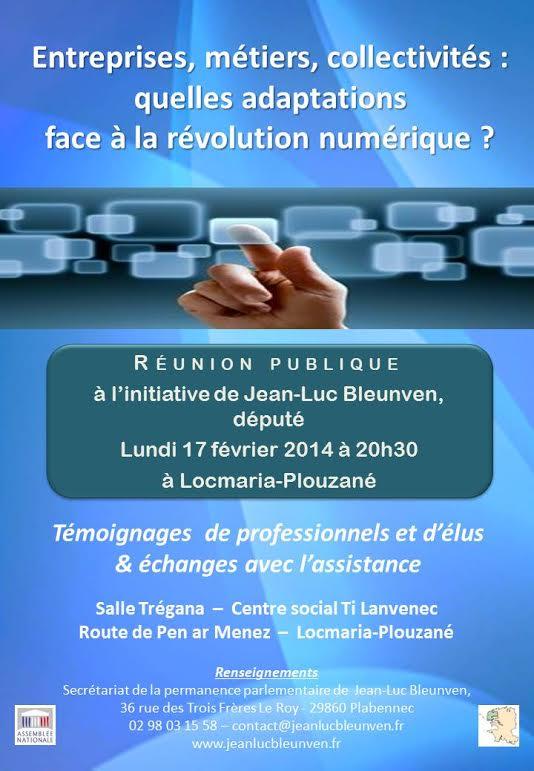 Conférence / débat sur le numérique