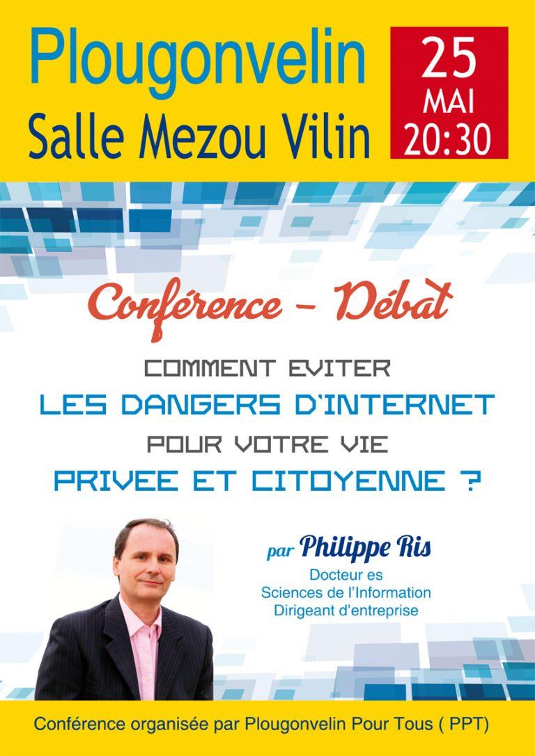 conférence les dangers d'internet