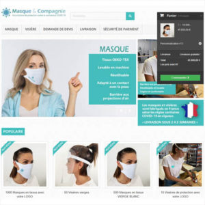 masque protection covid